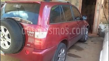 Chevrolet Blazer Auto. 4x4 usado (2014) color Rojo precio BoF3.000