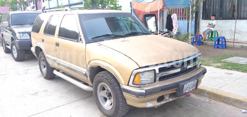 Chevrolet Blazer Blazer 4x2 usado (1995) color Marron precio u$s1.000