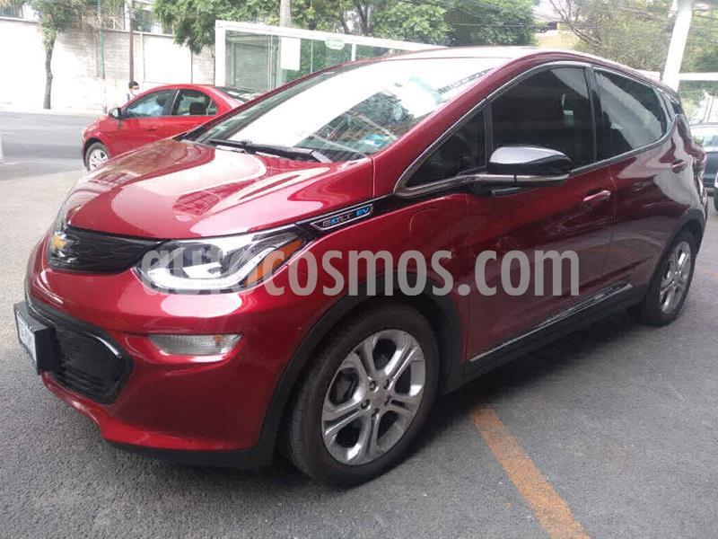 Chevrolet Bolt EV 200 hp usado (2019) color Rojo precio $723,000