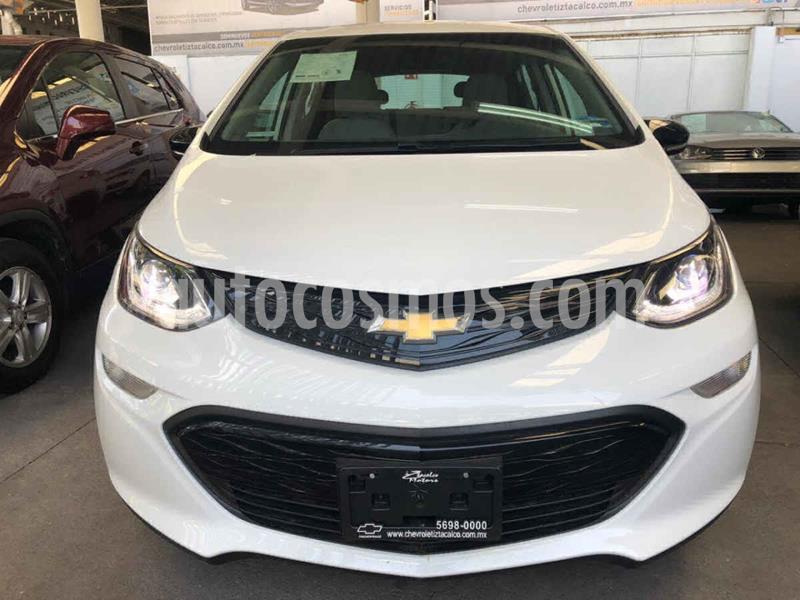 Chevrolet Bolt EV 200 hp usado (2020) color Blanco precio $699,000