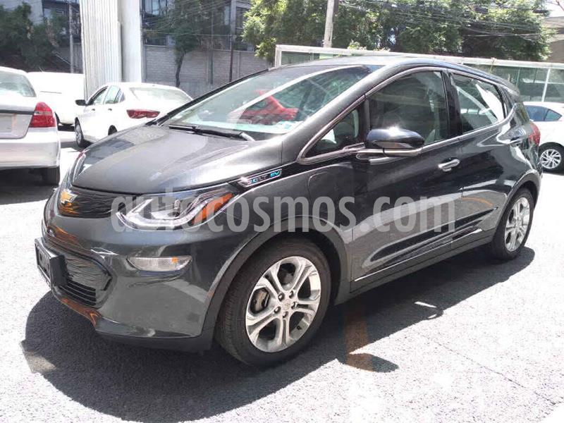 Chevrolet Bolt EV 200 hp usado (2020) color Gris precio $660,000
