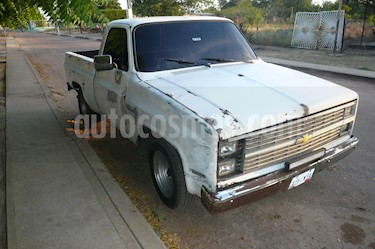 Foto venta carro usado Chevrolet C 10 Big 10 Pick-Up L6 4.9 12V (1983) color Blanco