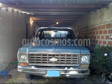Foto venta Auto usado Chevrolet C 10 Custom (1977) color Azul precio $105.000