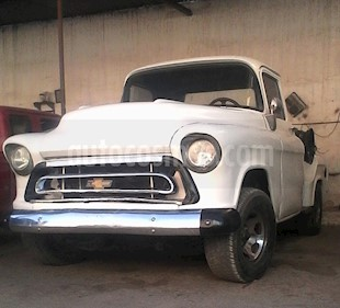 Chevrolet C-10 Pick Up usado (1957) color Blanco precio $165,000