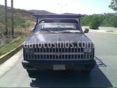 Foto venta carro usado Chevrolet C 10 V8 350 (2018) color Negro precio u$s1.200
