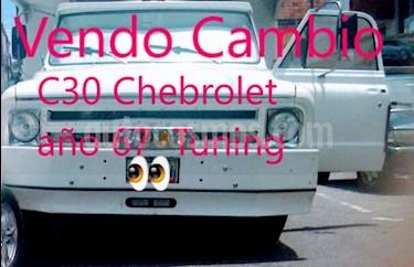 Foto venta carro usado Chevrolet C 10 V8 350 (1967) color Blanco precio u$s2.800