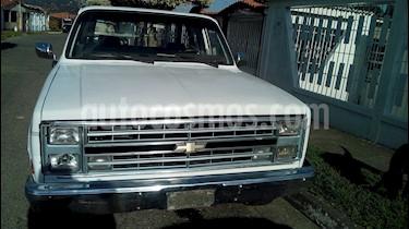 Chevrolet C 10 V8 350 usado (1981) color Blanco precio u$s1.500
