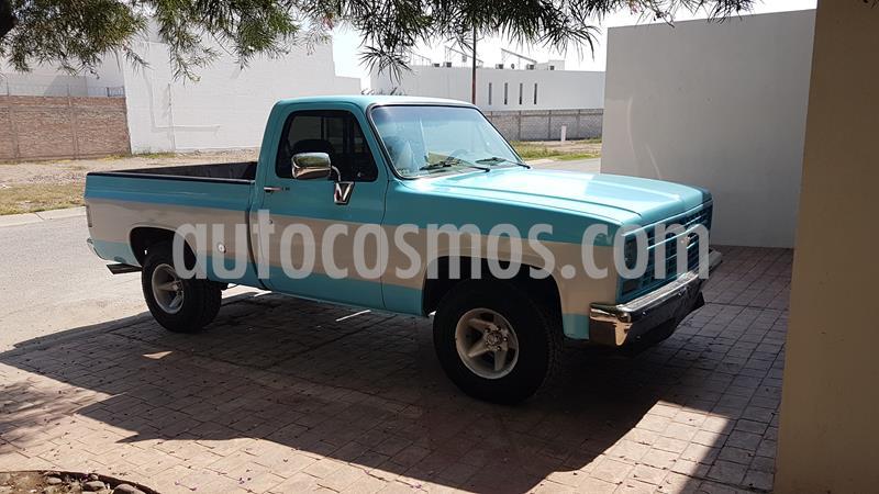 Chevrolet C-20 Custom usado (1989) color Azul precio $65,000