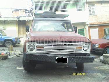 Chevrolet C 30 Pick-Up V8 5.7 usado (1971) color Rojo precio u$s1.300