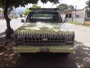 Chevrolet C 30 Pick-Up V8 5.7 usado (1980) color Marron precio u$s1.600