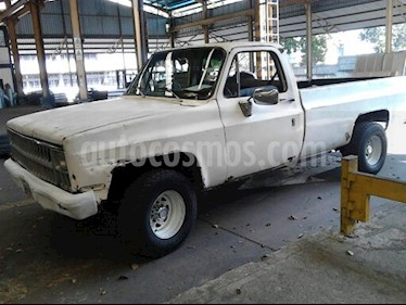 Foto venta carro usado Chevrolet C 30 Pick-Up V8 5.7 (1981) color Blanco precio u$s1.000