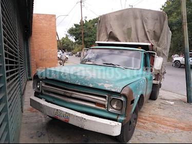 Chevrolet C 30 Z 05 usado (1968) color Verde precio u$s3.500