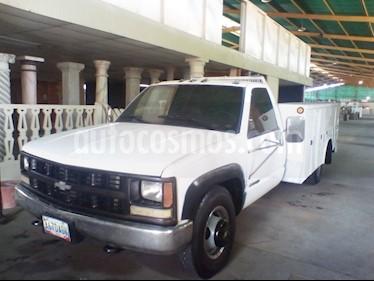 Foto venta carro usado Chevrolet C 3500 Chasis 4x2 (1998) color Blanco precio u$s3.500