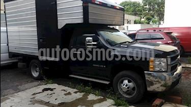 Chevrolet C 3500 chasis con platabandas usado (2012) color Negro precio u$s17.000