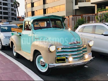 Foto venta Auto usado Chevrolet C10 Big 10 Pick-up L6,4.9,12v A-S1 3 (1952) color Verde
