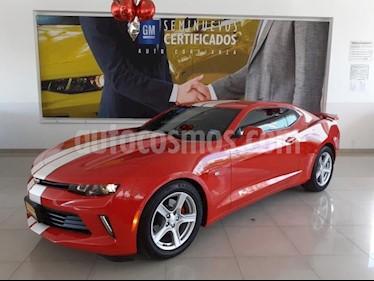 Foto venta Auto usado Chevrolet Camaro 2p Coupe LT L4/2.0/T Man (2018) color Rojo precio $483,900