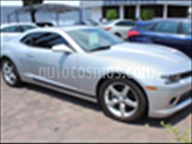 Foto venta Auto usado Chevrolet Camaro 2P COUPE LT V6 3.6 AUT (2015) color Plata precio $330,000
