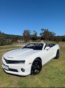 Chevrolet Camaro 6.2L SS V8 Aut Convertible usado (2013) color Blanco precio $15.000.000