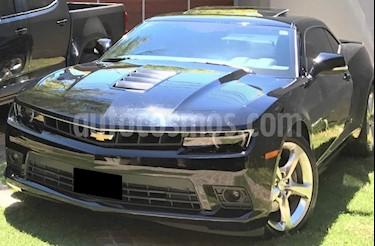 Chevrolet Camaro 6 cilindros usado (2013) color Negro precio u$s55.000