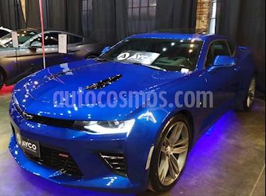 Foto Chevrolet Camaro SS usado (2018) color Azul Metalizado