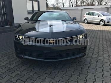 Chevrolet Camaro RS 3.6 V6  usado (2016) color Negro precio $9.000.000