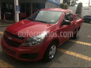 Foto venta Auto usado Chevrolet Camaro Convertible Aut (2014) color Rojo precio $135,000
