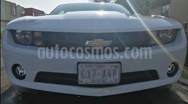 Foto venta Auto usado Chevrolet Camaro Coupe Aut (2013) color Blanco precio $285,000