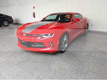 Foto venta Auto usado Chevrolet Camaro Coupe Aut (2018) color Rojo precio $619,000