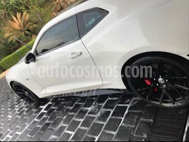 Chevrolet Camaro Coupe Aut usado (2017) color Blanco precio $539,000