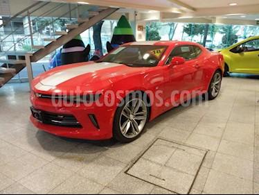 Foto venta Auto Seminuevo Chevrolet Camaro Coupe Aut (2018) color Rojo precio $650,000