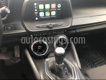 Foto venta Auto usado Chevrolet Camaro LT 2.0 T (2016) color Rojo Fuego precio $385,000