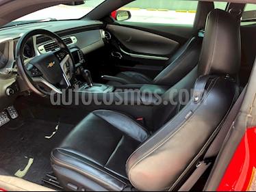 Foto venta Auto usado Chevrolet Camaro LT (2014) color Rojo Monaco precio $470,000