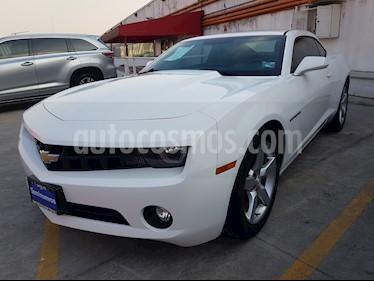 Foto venta Auto Seminuevo Chevrolet Camaro LT  (2013) color Blanco precio $270,000