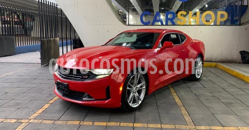 Chevrolet Camaro RS V6 Aut usado (2019) color Rojo precio $489,900