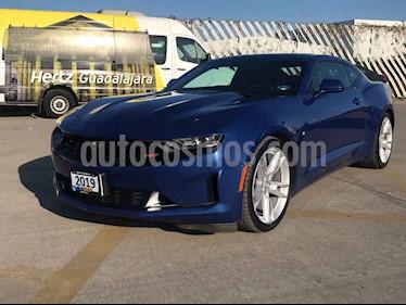 Chevrolet Camaro 2p Coupe RS V6/3.6 Aut usado (2019) color Azul precio $494,900