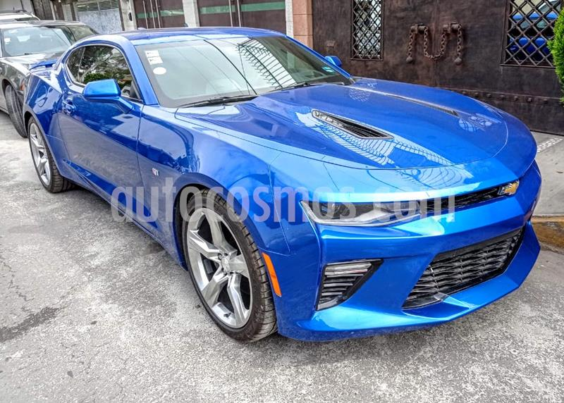 Chevrolet Camaro SS Aut usado (2017) color Azul precio $539,999