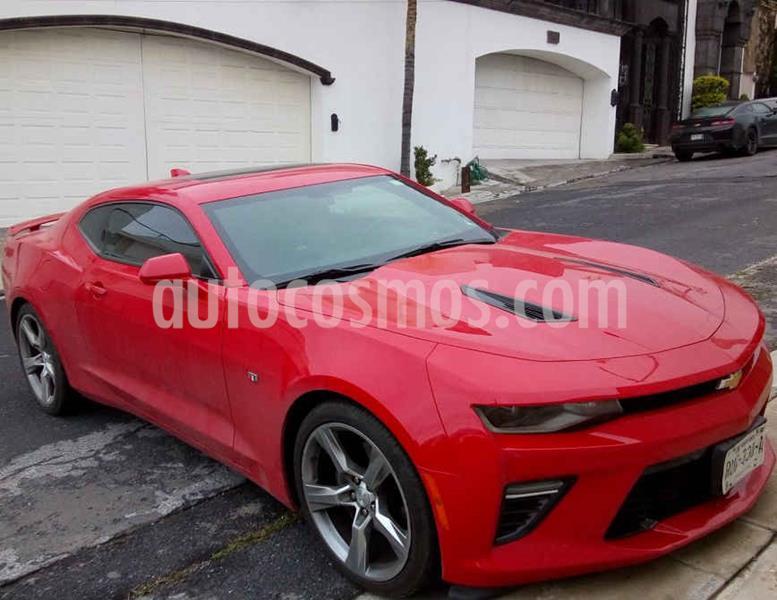 Chevrolet Camaro SS Aut usado (2018) color Rojo precio $540,000