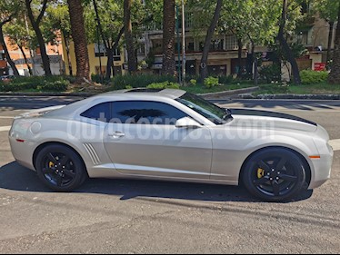 Chevrolet Camaro LT  usado (2013) color Plata Hielo precio $230,000