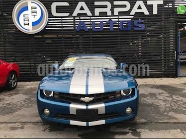 Chevrolet Camaro LT  usado (2010) color Azul precio $215,000