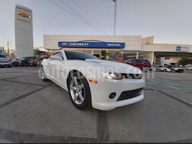 Chevrolet Camaro Convertible Aut usado (2014) color Blanco precio $320,000