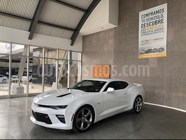 Foto Chevrolet Camaro SS Aut usado (2018) color Blanco precio $595,000