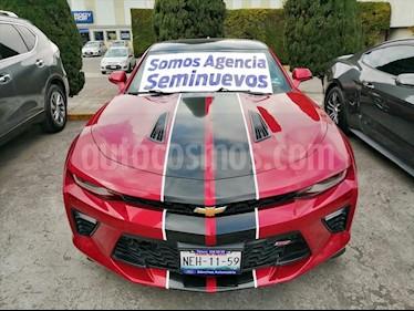 Chevrolet Camaro SS Aut usado (2017) color Rojo precio $477,000