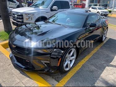Chevrolet Camaro SS Aut usado (2017) color Negro precio $498,000
