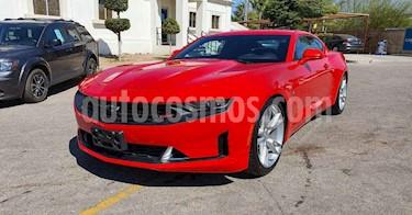 Chevrolet Camaro 2p Coupe RS V6/3.6 Aut usado (2019) color Rojo precio $549,900