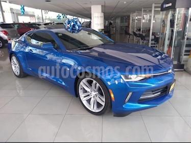 Chevrolet Camaro 2P COUPE RS V6/3.6 AUT usado (2018) color Azul precio $550,000