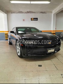 Chevrolet Camaro 2p Coupe LT V6/3.6 Aut usado (2015) color Negro precio $289,000