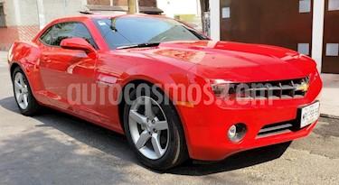Chevrolet Camaro LT  usado (2013) color Rojo Monaco precio $260,000