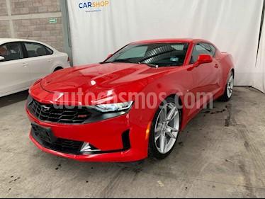 Chevrolet Camaro 2p Coupe RS V6/3.6 Aut usado (2019) color Rojo precio $569,800
