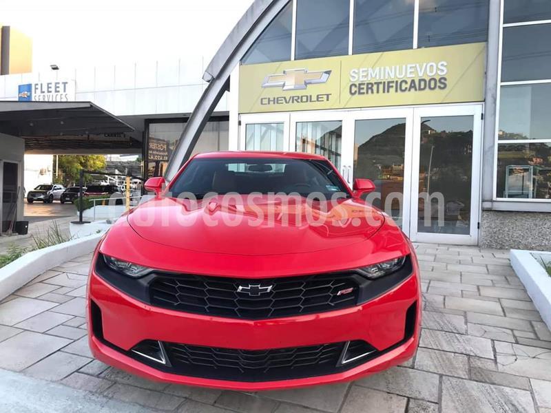 Chevrolet Camaro RS usado (2019) color Rojo precio $589,000