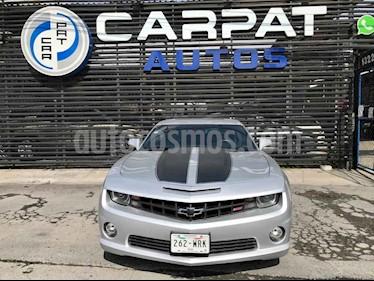 Chevrolet Camaro SS usado (2010) color Plata precio $249,000